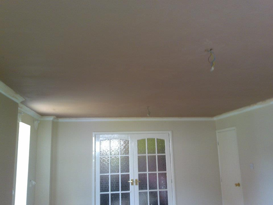 Internal Plastering