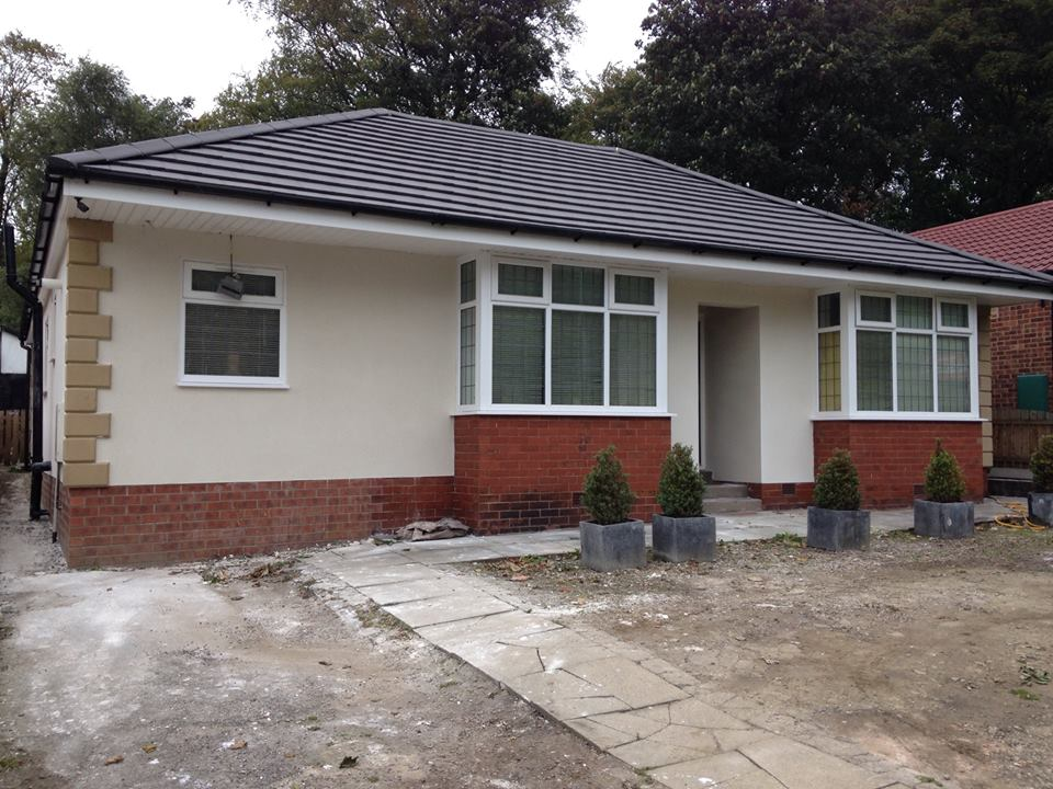 Domestic External Rendering Project